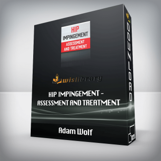 Adam Wolf – Hip Impingement – Assessment and Treatment