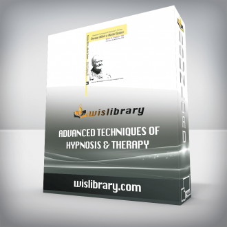Advanced Techniques of Hypnosis & Therapy – Therapy within a Marital System (German)