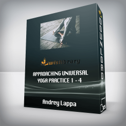 Andrey Lappa – Approaching Universal Yoga Practice 1 – 4