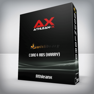 Athleanx – CORE4 ABS (Harry)