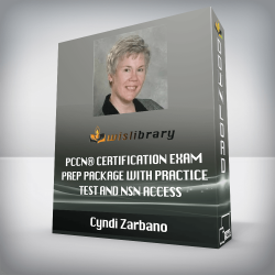 Cyndi Zarbano – PCCN® Certification Exam Prep Package with Practice Test and NSN Access