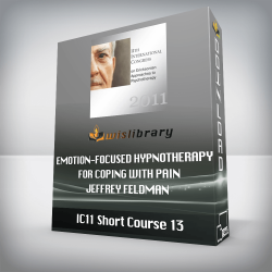 IC11 Short Course 13 – Emotion-Focused Hypnotherapy for Coping with Pain – Jeffrey Feldman