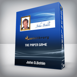 John D.Behle – The Paper Game