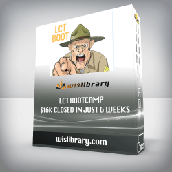 LCT Bootcamp – $16K Closed In Just 6 Weeks