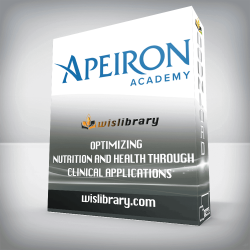 Optimizing Nutrition and Health Through Clinical Applications