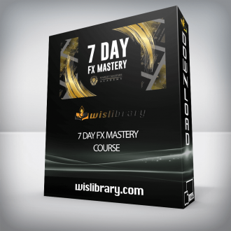 7 Day FX Mastery Course