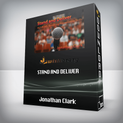Jonathan Clark – Stand and Deliver