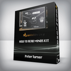 Peter Turner – How to Read Minds Kit