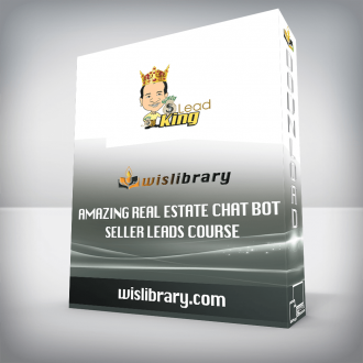 Amazing Real Estate Chat Bot Seller Leads Course