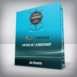 Jo Owen – Myths of Leadership: Banish the Misconceptions and Become a Great Leader (Business Myths)