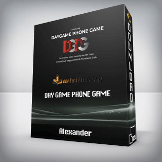 Alexander – Day Game Phone Game