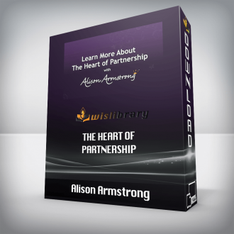 Alison Armstrong – The Heart of Partnership