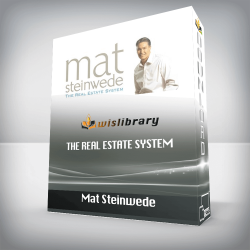 Mat Steinwede – The Real Estate System