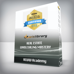 REWW Academy – Real Estate Wholesaling Mastery