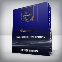 Wendy Patton – Cooperative Lease Options