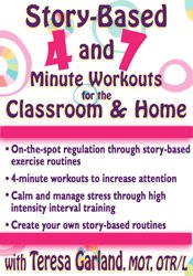 Teresa Garland - Story-Based 4- and 7-Minute Workouts for the Classroom and Home