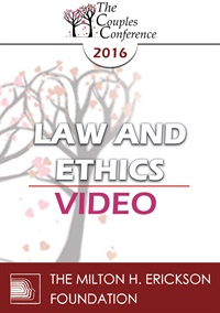 CC16 Law & Ethics 01 - What goes around... - Steven Frankel, PhD, JD