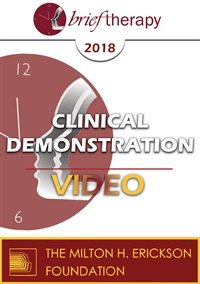 BT18 Clinical Demonstration 04 - Developing Mutual Responsivity - Utilizing Hypnotic Rapport to Develop A Shared Deep Experience in Couple Therapy - Camillo Loriedo, MD, PhD