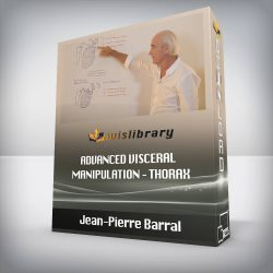 """It evaluates and treats the dynamics of motion and suspension in relation to organs, membranes, fascia, and ligaments. Jean-Pierre Barral – Advanced Visceral Manipulation – Thorax Visceral Manipulation is a manual therapy developed by Jean-Pierre Barral, DO, MRO(F) that assists functional and structural imbalances throughout the body including musculoskeletal, vascular, nervous, urogenital, respiratory, digestive and lymphatic dysfunction. It evaluates and treats the dynamics of motion and suspension in relation to organs, membranes, fascia, and ligaments. VM increases proprioceptive communication within the body, thereby revitalizing a person and relieving symptoms of pain, dysfunction, and poor posture. This DVD shows detailed anatomical explanations and 13 Visceral Manipulation treatment demonstrations for working with the following organs in relation to the thorax: The heart The lungs The bronchi Readmore about: Jean-Pierre Barral - Advanced Visceral Manipulation - Thorax, barral advanced visceral manipulation thorax, jean-pierre barral advanced visceral, barral advanced visceral manipulation, advanced visceral manipulation thorax Here's What You'll Get in Jean-Pierre Barral – Advanced Visceral Manipulation – Thorax – Download Sample files """"Jean-Pierre Barral – Advanced Visceral Manipulation – Thorax"""" Course Requirement:Jean-Pierre Barral – Advanced Visceral Manipulation – Thorax Real Value:$12.0000 One time cost:USD Frequently Asked Questions For """"Jean-Pierre Barral – Advanced Visceral Manipulation – Thorax"""" How to make payment for """"Jean-Pierre Barral – Advanced Visceral Manipulation – Thorax""""? Please add to cart on this page and go to checkout page.You can also add as many other products as you like and make a one-time payment. We accept several type ofStripepayments such as Visa, Mastercard, American Express, Discover, Diners Club, Google Pay, Apple Pay and JCB, payments from customers worldwide.Paypal& Bitcoin please contact us. We strongly recommend our cus"""