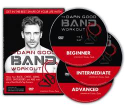The Darn Good Band Workout