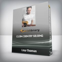 Lew Thomas - Clean Country Soloing