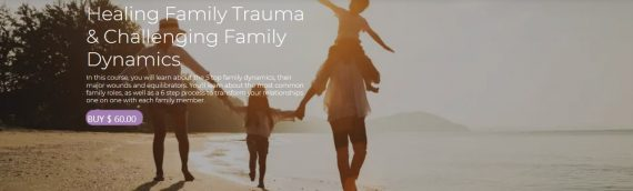 Thais Gibson - Healing Family Trauma & Challenging Family Dynamics