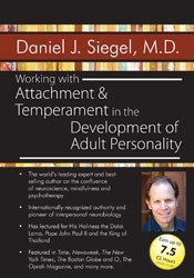 Daniel J. Siegel - Working with Attachment and Temperament in the Development of Adult Personality
