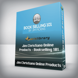 Jim Christiano Online Products - Bookselling 101
