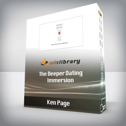 Ken Page - The Deeper Dating Immersion