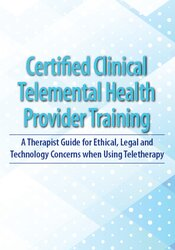 Melissa Westendorf - 2-Day - Certified Clinical Telemental Health Provider Training