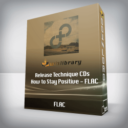Release Technique CDs - How to Stay Positive - FLAC