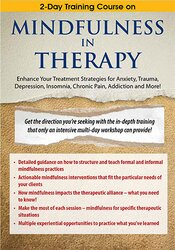 Rochelle Calvert - 2-Day Training Course on Mindfulness in Therapy - Enhance Your Treatment Strategies for Anxiety
