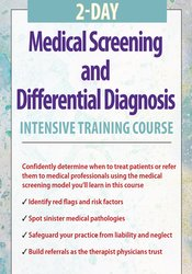Shaun Goulbourne - 2-Day - Medical Screening and Differential Diagnosis Intensive Training