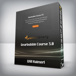 Will Haimerl - Gearbubble Course 3.0